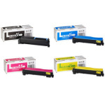 Kyocera TK560 Series Original Rainbow Toner Cartridge Pack