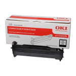 OKI 42918108 Original Black Drum Unit