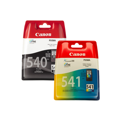 Canon PG-540 CL-541 Original Ink Cartridge TWIN PACK